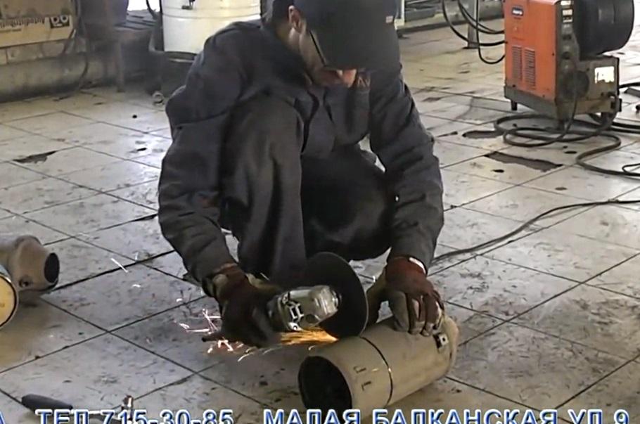 подготовка сажевого фильтра к установке