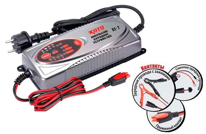 Импульсные пуско зарядное устройство для автомобилей