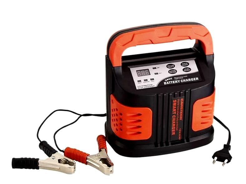 Зарядные устройства аккумулятора автомобиля