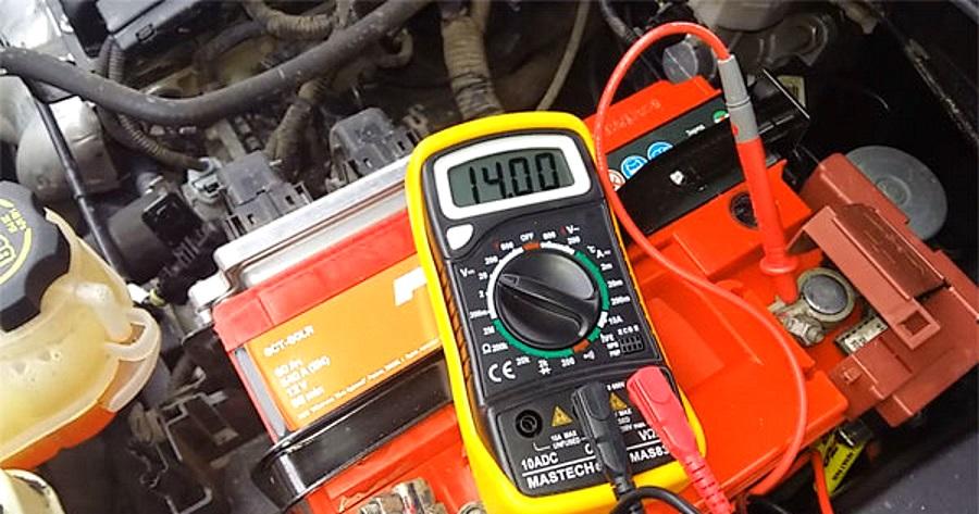 как проверить генератор автомобиля в домашних условиях