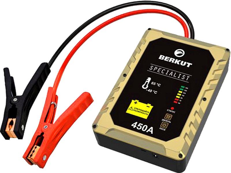 конденсаторное пусковое устройство для автомобиля беркут