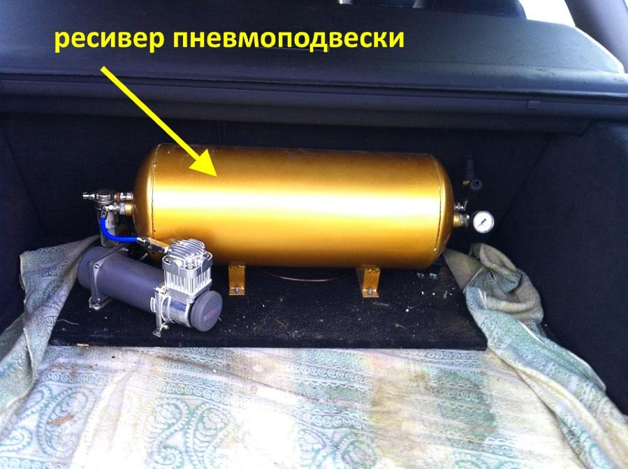 пневматическая подвеска автомобиля своими руками жидкой резиной