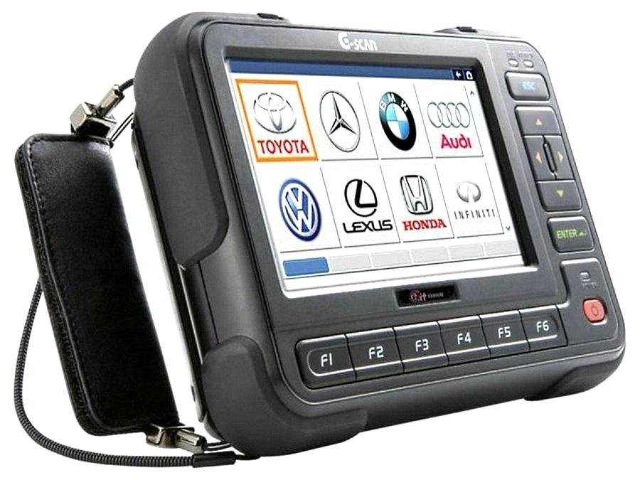 профессиональный сканер для диагностики автомобилей