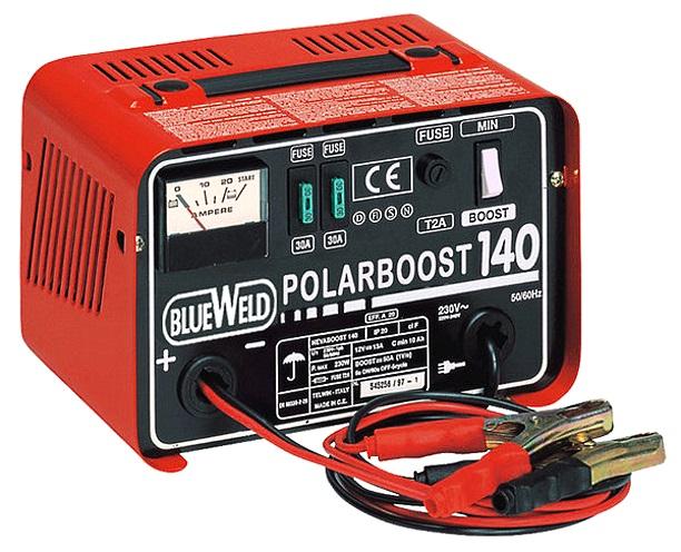 пуско зарядное устройство для автомобиля с функцией BOOST