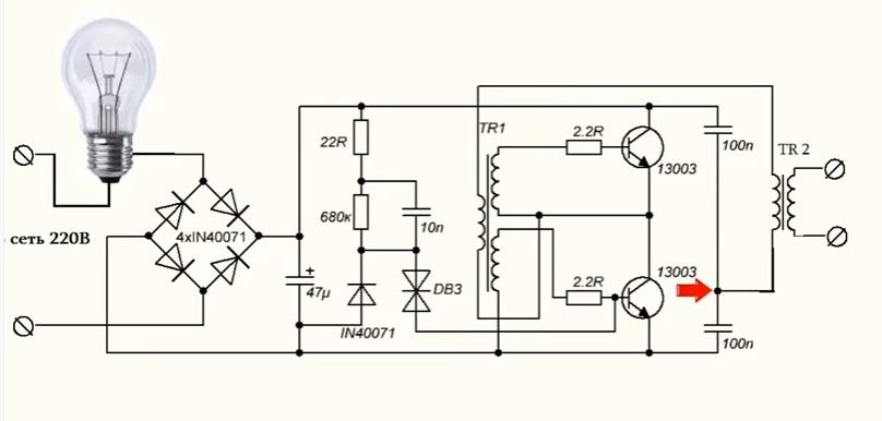 зарядное устройство для аккумулятора автомобиля своими руками