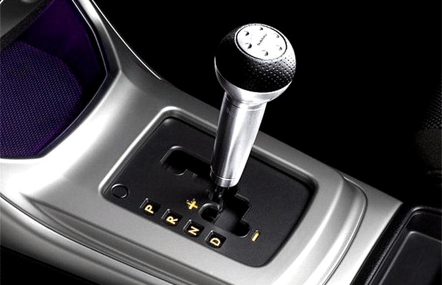 автоматическая коробка передач в автомобиле