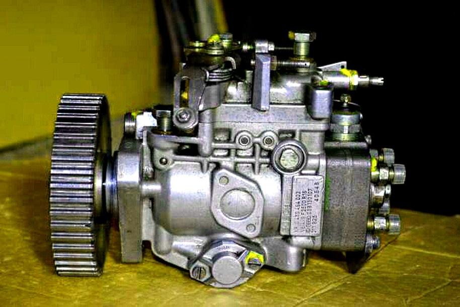 производим ремонт топливного насоса высокого давления дизельного автомобиля