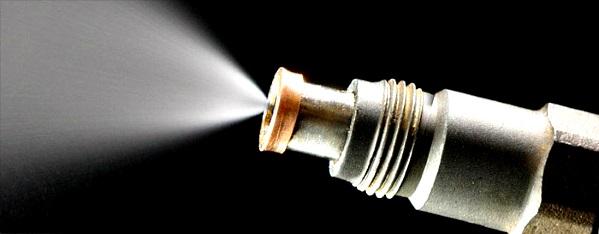 забился инжектор и топливо не поступает в двигатель