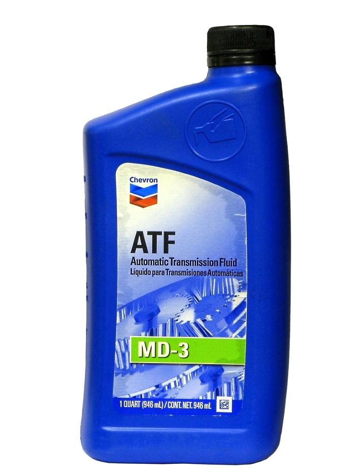 жидкость ATF для автоматической трансмиссии