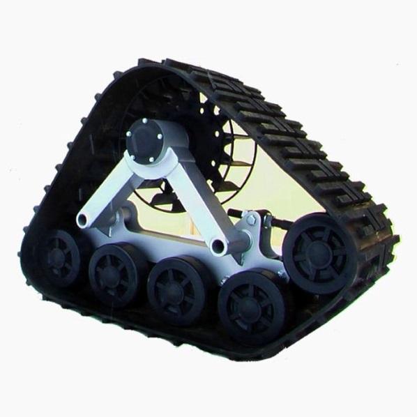 гусеничный блок для автомобиля под ступицу