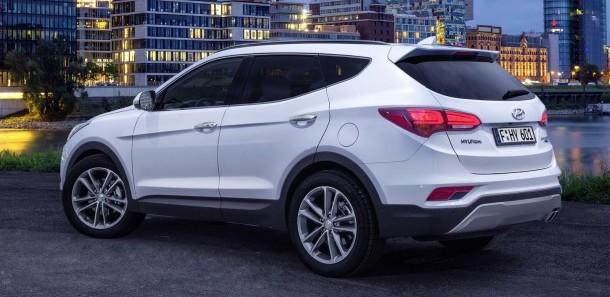 Новый Hyundai Santa Fe 2017
