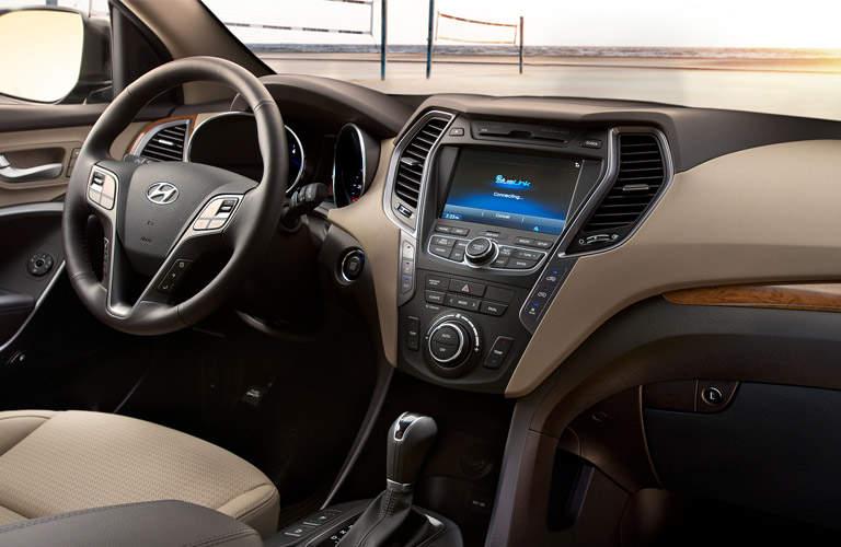 Тест драйв новый Hyundai Santa Fe NEW 2017