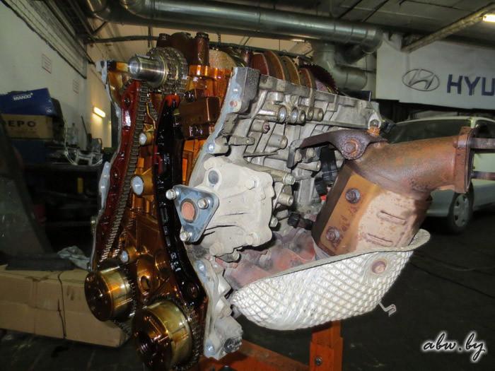 возможные причины кавитации в двигателе автомобиля