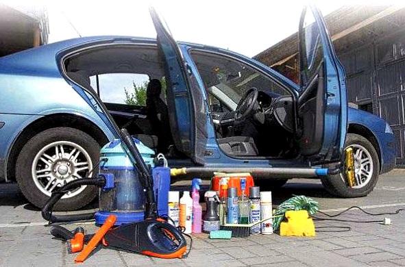 Как сделать предпродажную подготовку автомобиля