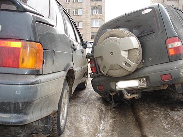 Как выехать из колеи автосовет