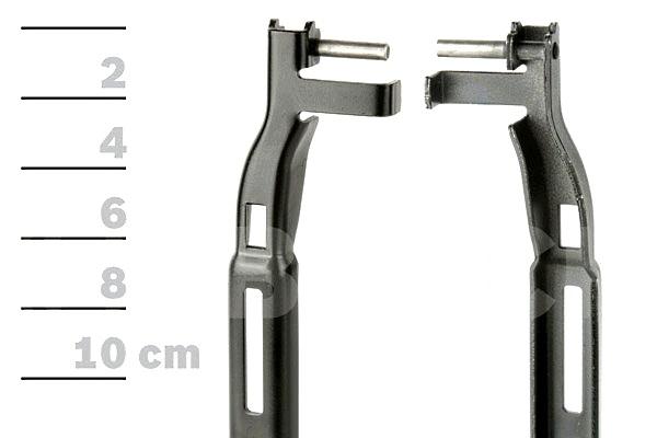 Крепление Боковой штырь или Side pin
