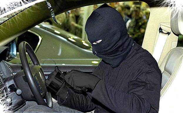 Нестандартная защита от угона автомобиля своими руками