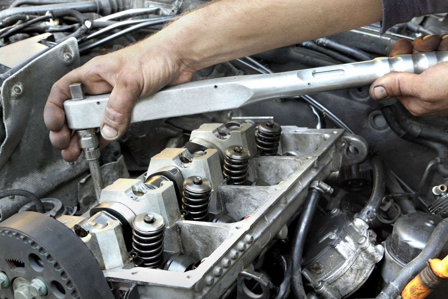 Замена дизельного двигателя своими руками 46
