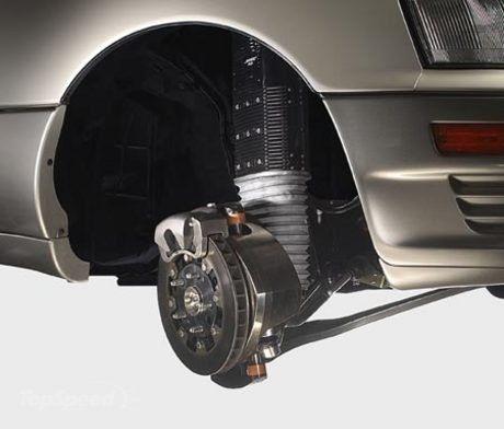 магнитный амортизатор автомобиля