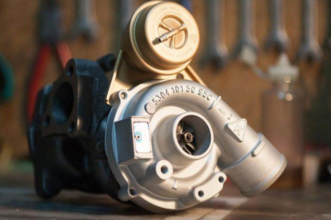 ремонт турбины дизельного двигателя своими руками