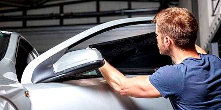 что такое тонировка стекол автомобиля
