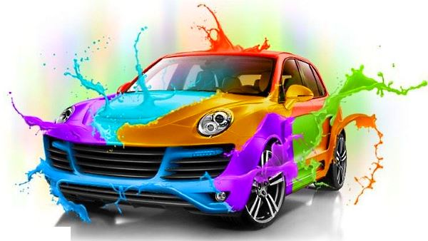 все про покраску автомобиля