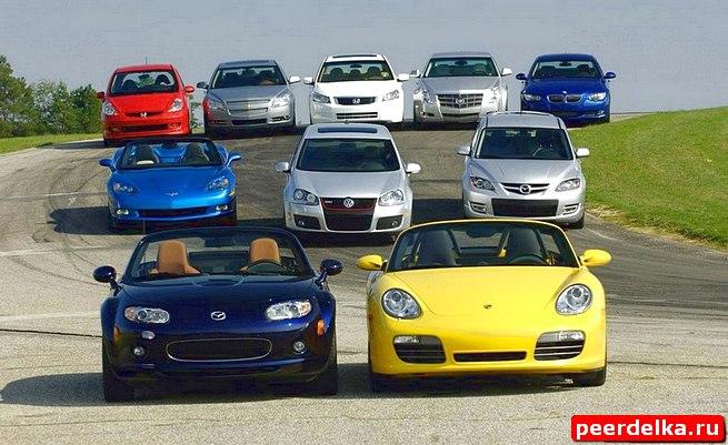 Какую первую машину лучше купить