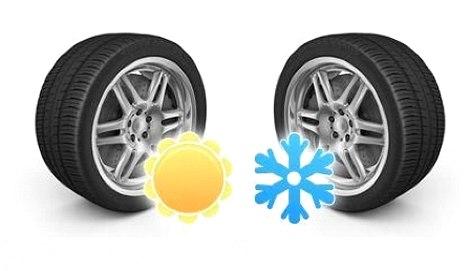 Можно ли в летнее время ездить на зимних шинах