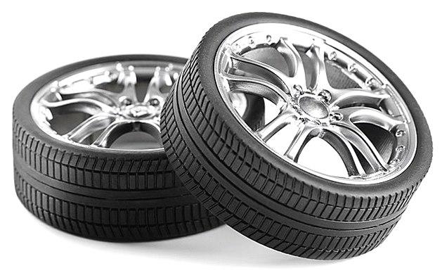 колеса для автомобиля важность