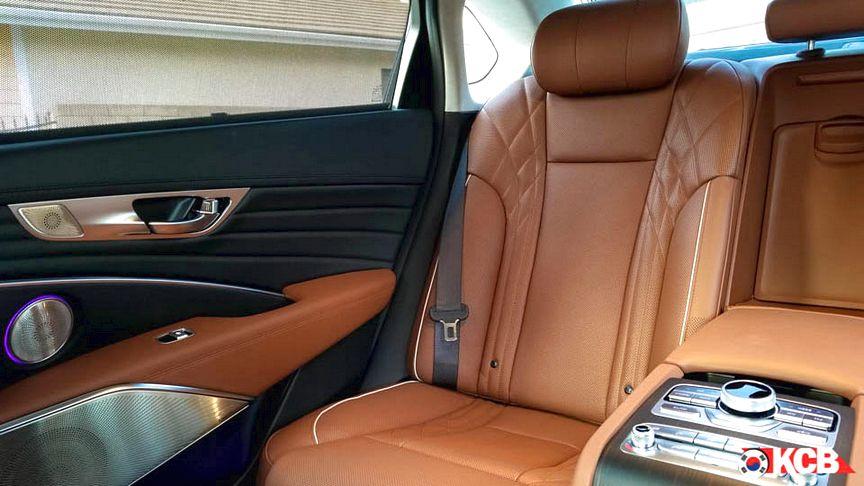 Задний ряд сидений KIA K900 2019
