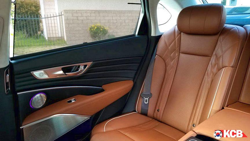 KIA K900 2019 внешний вид дизайн нового седана