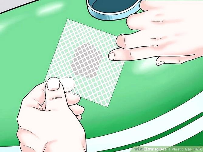 Как запаять бензобак своими руками