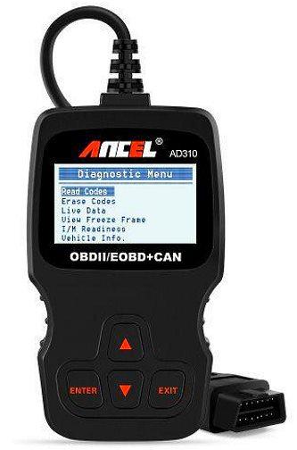 OBD-II сканер для авто