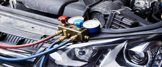 Ремонт кондиционеров автомобиля