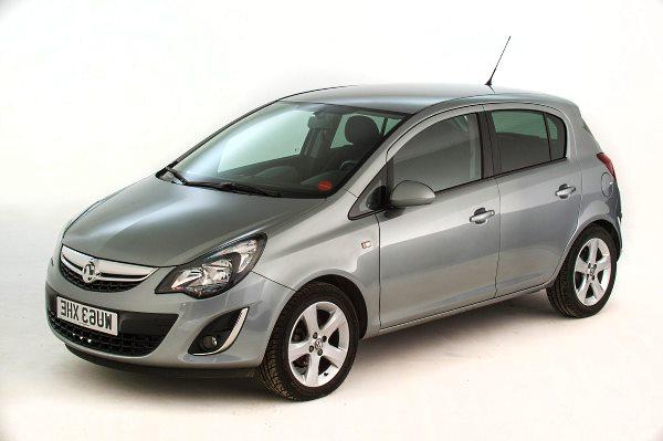 Vauxhall Corsa ремонт печки