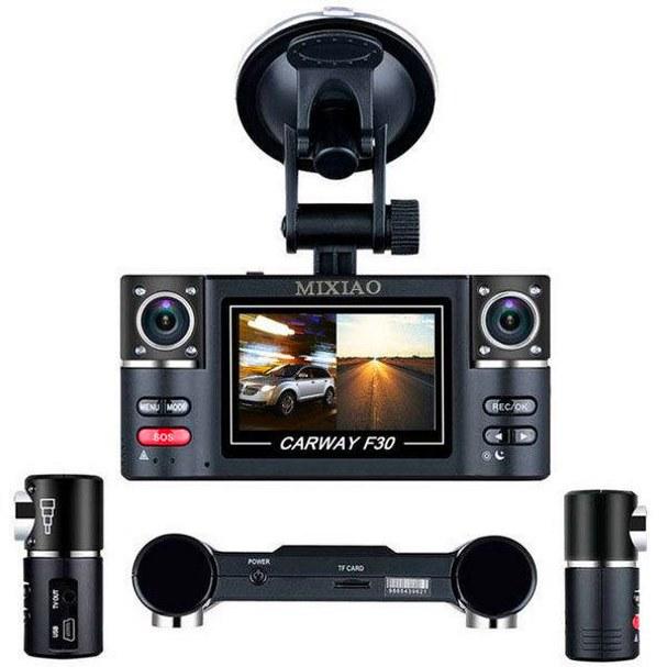 Видеорегистраторы с активацией записи по нажатию аварийной кнопки