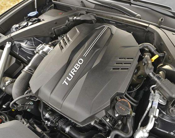 двигатель киа К900 2019