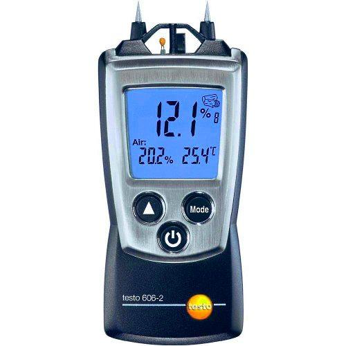 влагомер со встроенным термометром