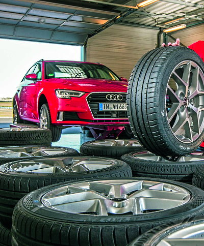 Как правильно подобрать шины для автомобиля