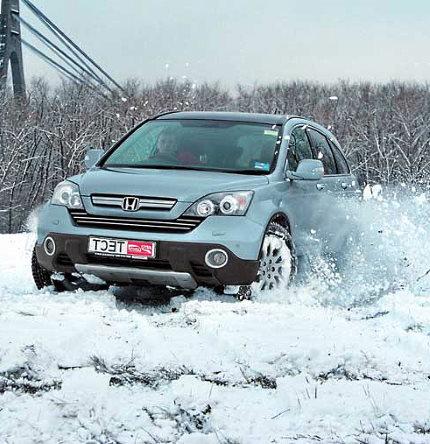 Средства повышения проходимости автомобилей зимой