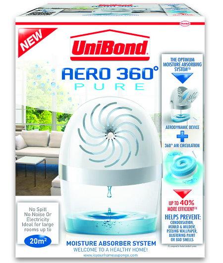 Unibond Aero 360 Pure Moisture Absorber