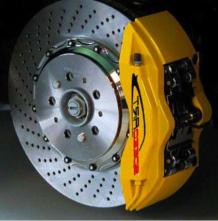 Как заменить тормозные суппорта автомобиля