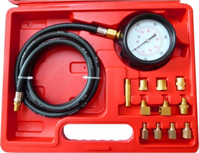 манометр для измерения давления масла в двигателе
