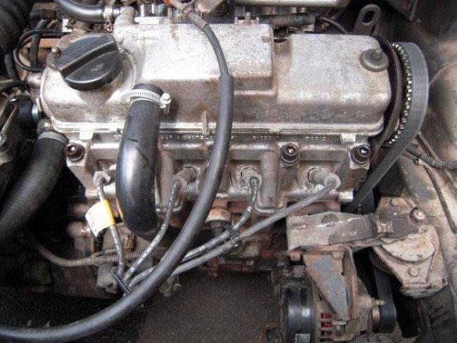 не тянет двигатель