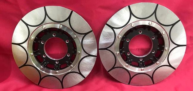 тормозные диски роторы