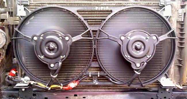 часто включается вентилятор радиатора