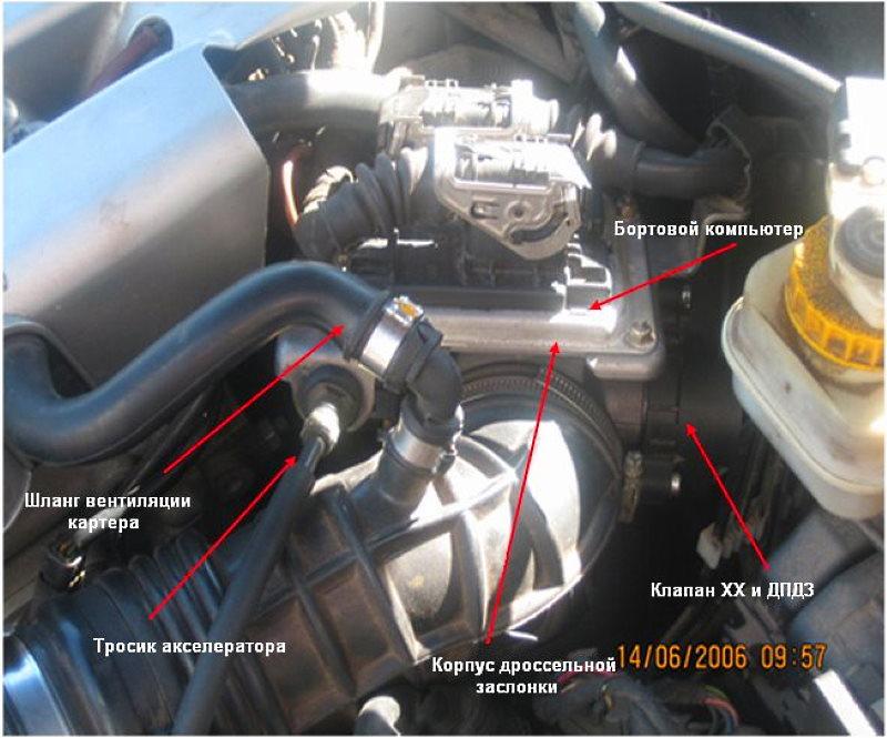 дизельный двигатель детонирует после выключения зажигания