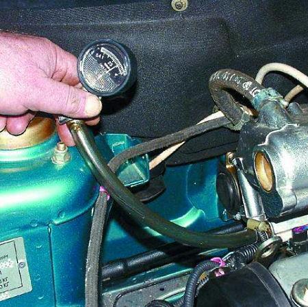 как проверить регулятор давления топлива своими руками в автомобиле