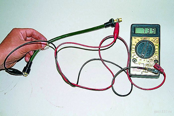 Как проверить высоковольтные провода автомобиля