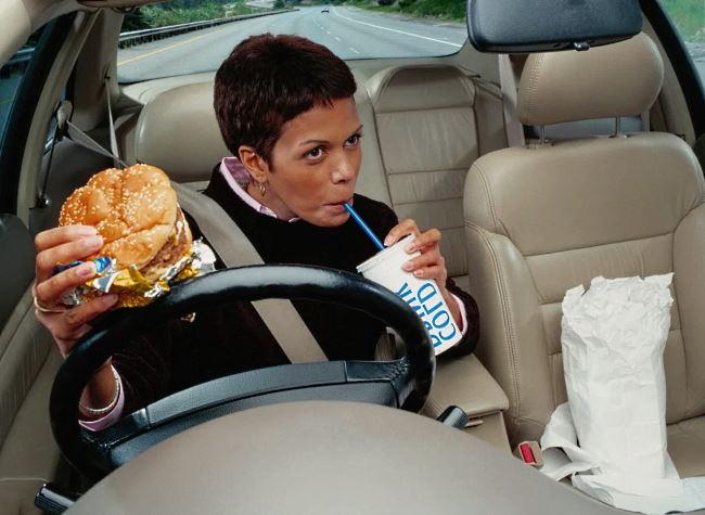 Ликвидация источников пищи в авто чтоб не было грызунов